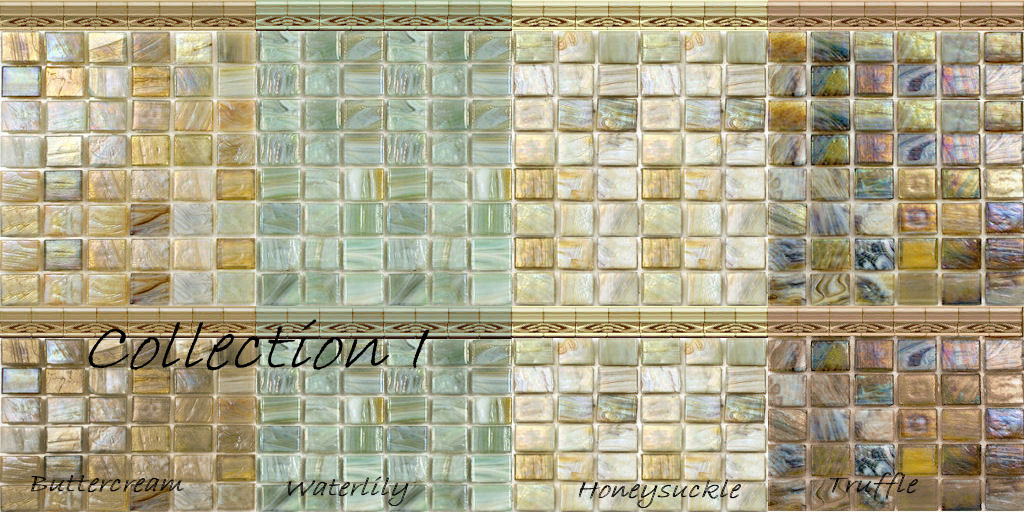 Mod The Sims - Mosaic Glass Tiles for Walls & Floors Full Tile ...