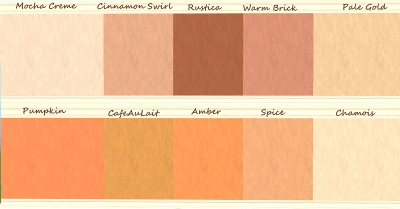 Mod The Sims Valspar Signature Colors Laura Ashley Spice Collection By Simpleton
