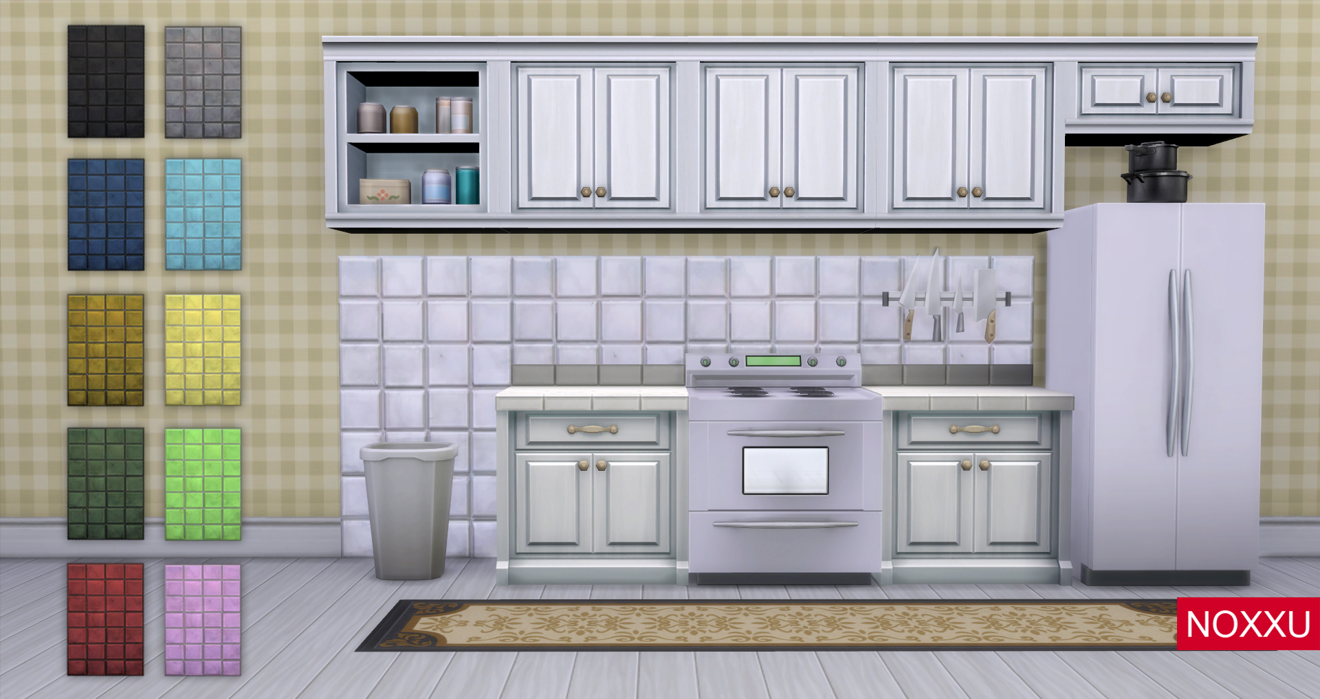 Мод Кухонная Застежка