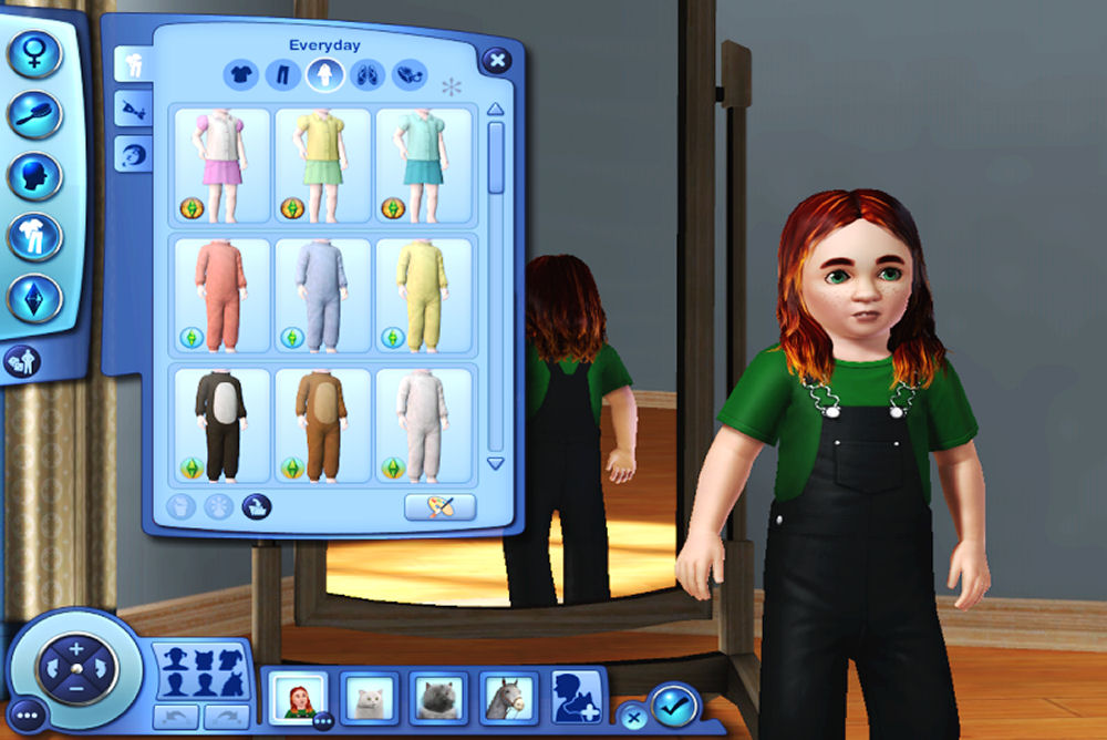 Mod The Sims - *Obsolete* Updated - Toddlers can Stand in ...
