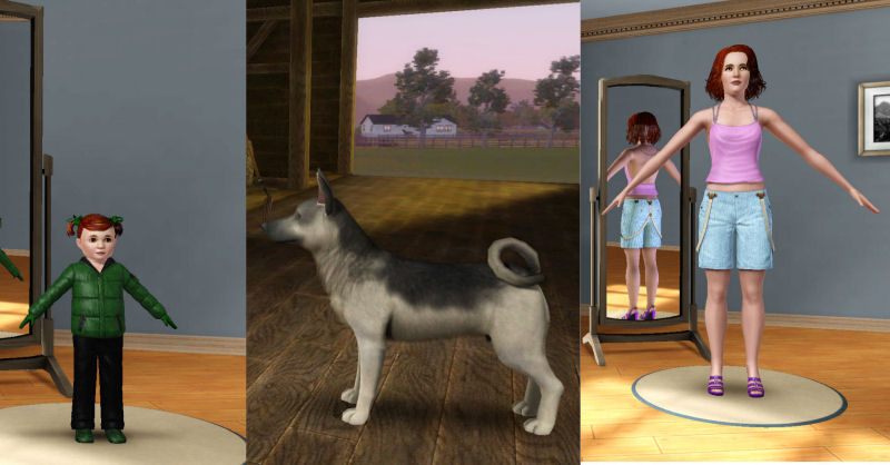 how to find pets that run away in sims 4