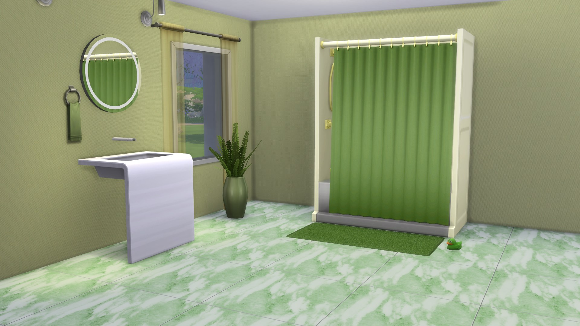 Mod The Sims 12 Colored Marble Tile Floor Patterns