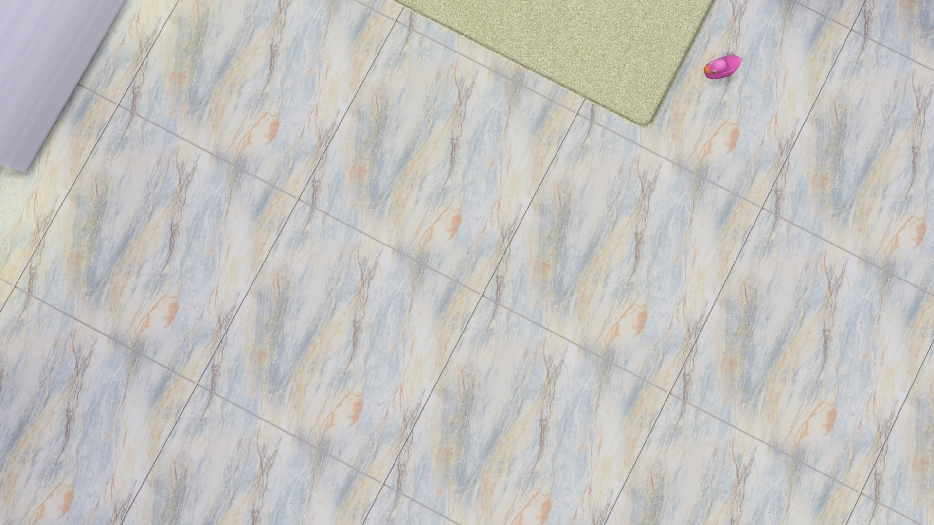 Mod the sims 12 colored marble tile floor patterns advertisement dailygadgetfo Image collections