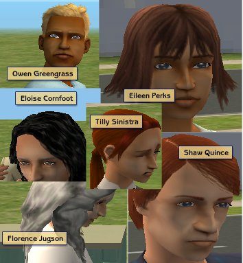 Mod The Sims - What sort of name is Goopy for a wizard - Harry