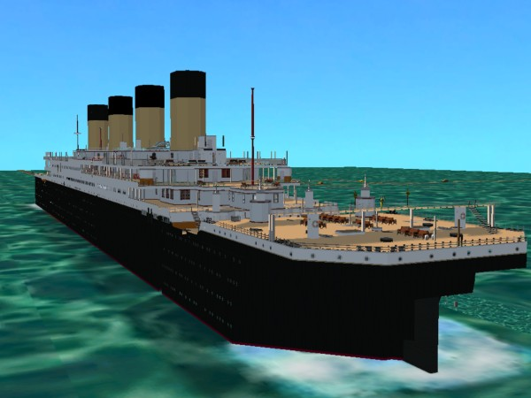 Mod The Sims Rms Titanic Ts2 Simooligan