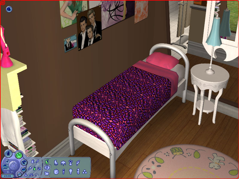 mod the sims 2 new beddings