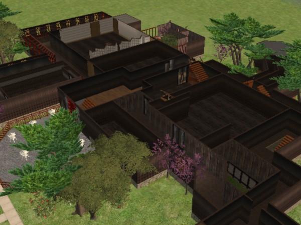Mod The Sims Kurosawa Mansion Fatal Frame 2