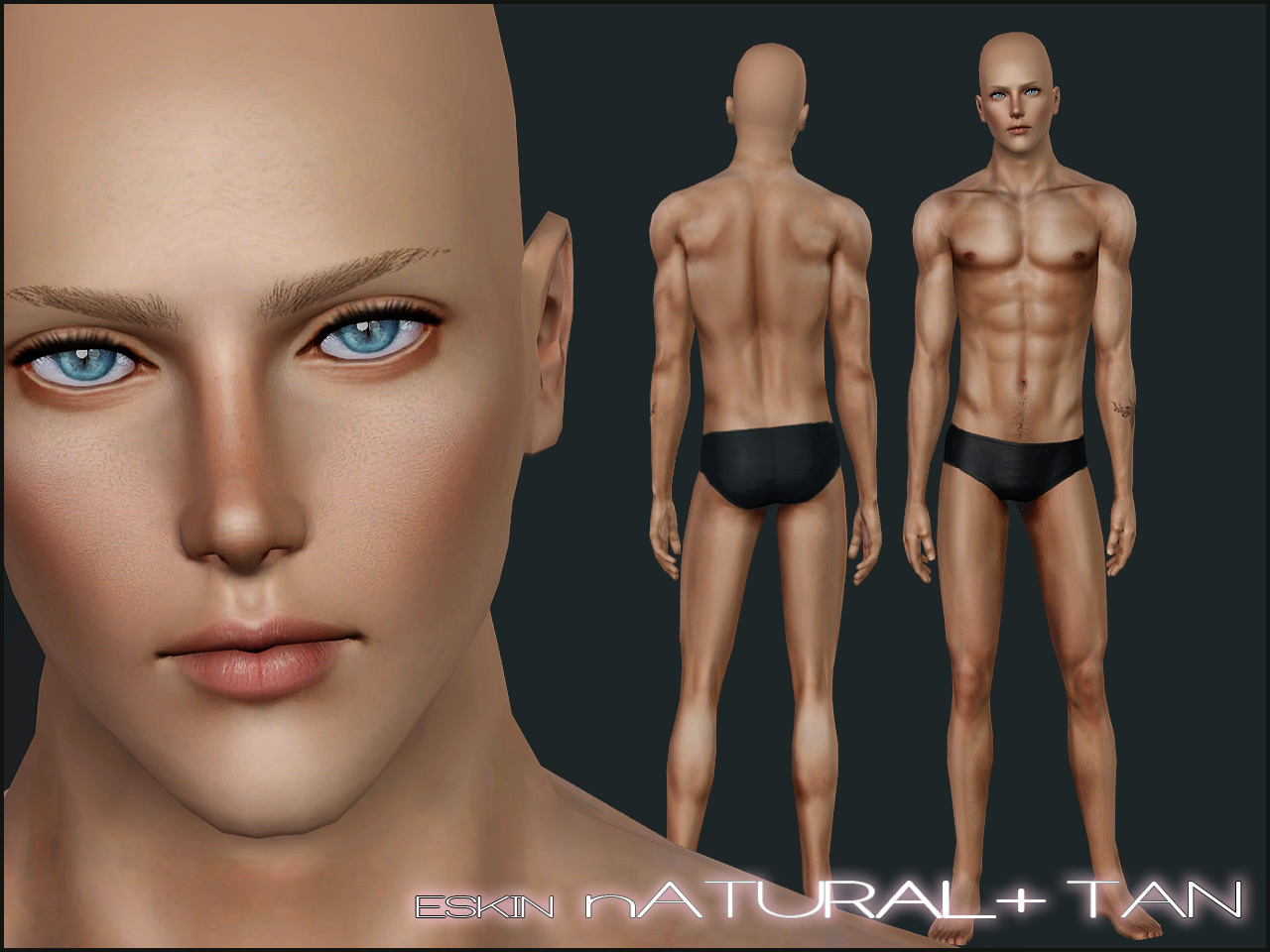 The sims 2 naked male skins download nude images
