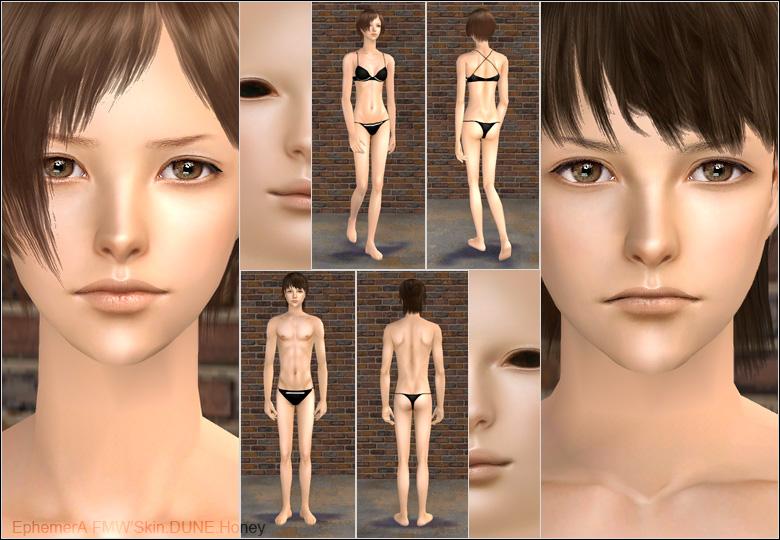 Nude skin sims2 pornstar pics 39