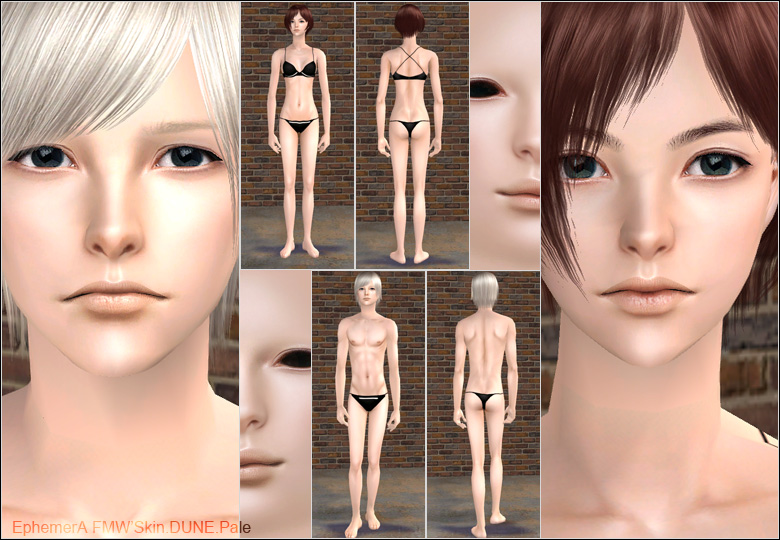 Nude skin sims2 pornstar pics 26