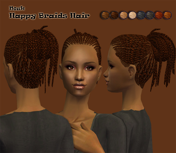 Sims 2 Hairstyles: As A Big Fan Of The Sims, I'm Hoping They'll Introduce