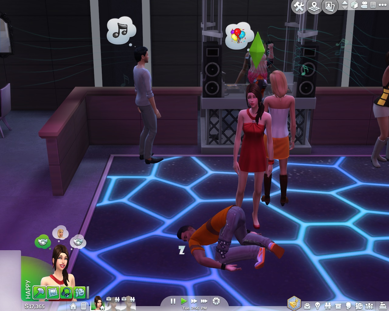 Mod The Sims - Sims 4 Occult Life State: Succubus
