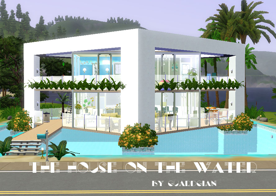 Mod The Sims The House On The Water