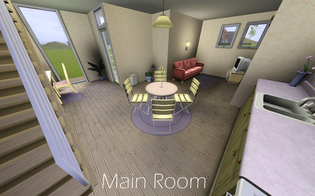 Floor Elevation Cheat Sims 3 : Mod the sims nest townhome