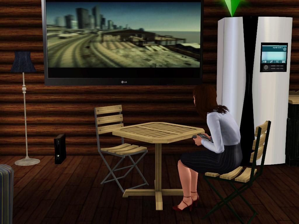 Mod the sims xbox 360 s for Construire une maison sims 3 xbox 360