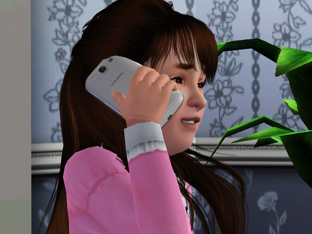 Now the Sims can have a great time on your mobile device