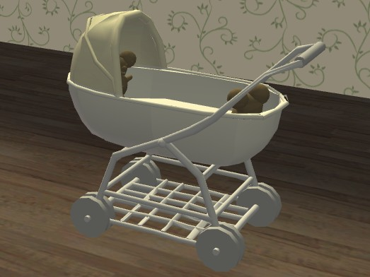 Mod The Sims 4 Recolors For Feeessen 180 S Baby Prams