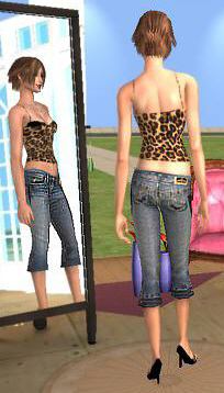 Mod The Sims - REQUEST: Oh Em Gee! baby phat part 1