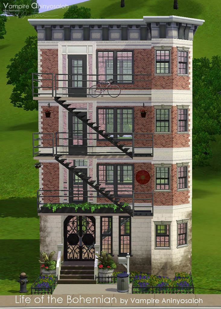 Sims  Eastern Build
