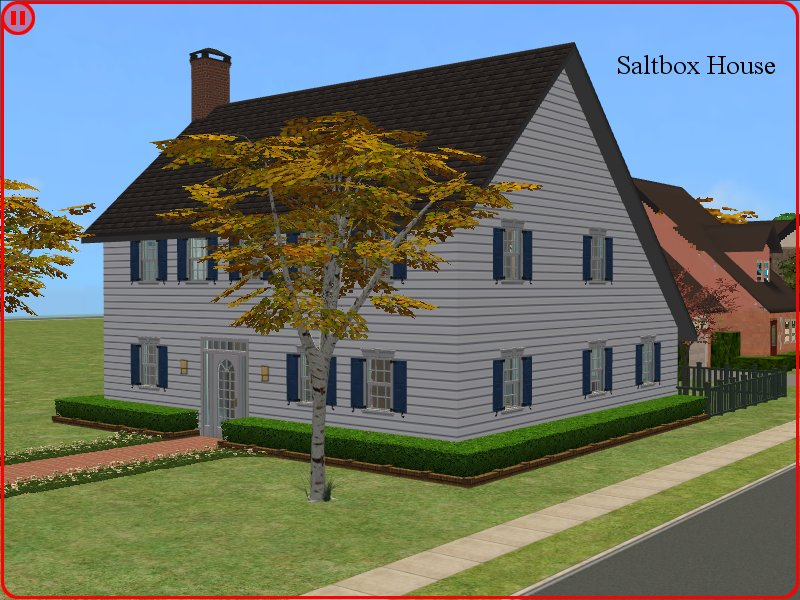 New england historic home exterior colors joy studio for Saltbox house additions