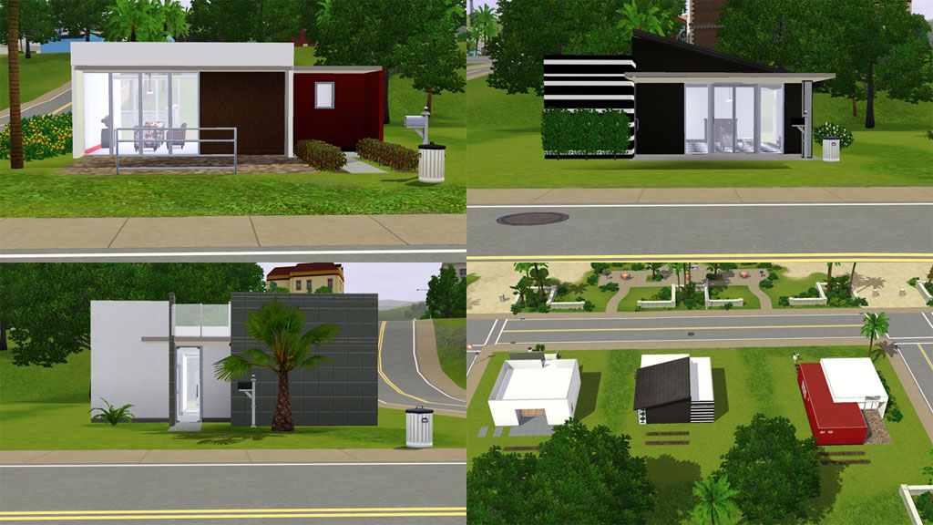 Casas download the sims 3 for Casa de diseno sims freeplay