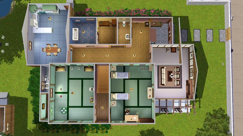 MTS_Lavandula 985516 Nobitashousefirstfloor