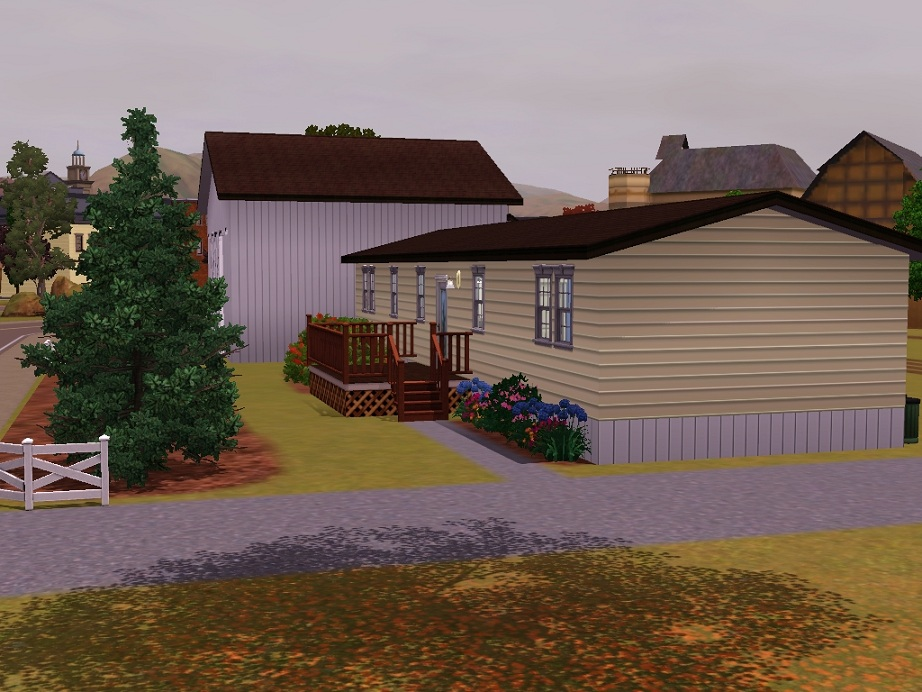 Mod the sims new listing 3 bed 1 bath mobile home at for 1 bed 1 bath mobile home