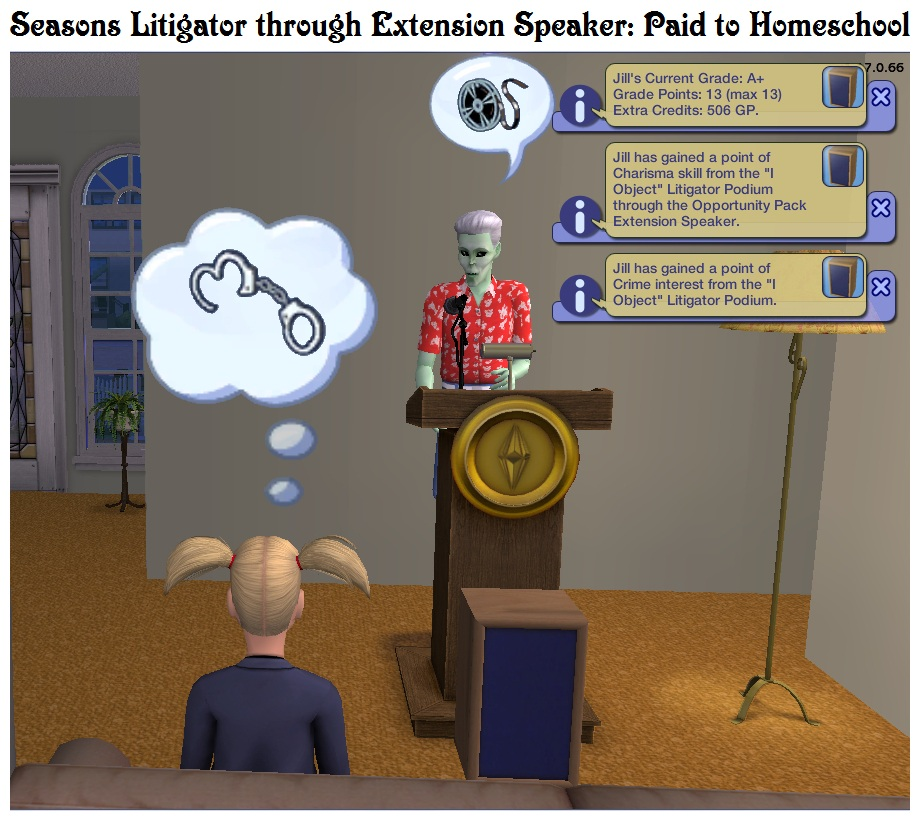 Mod The Sims The Sims 2 Opportunity Pack Extension Speaker