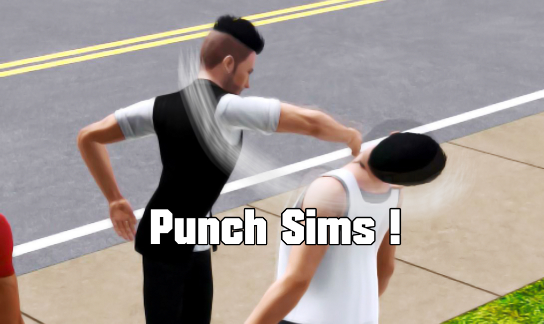 Mod The Sims - The Sims 3 Violence And Aggression