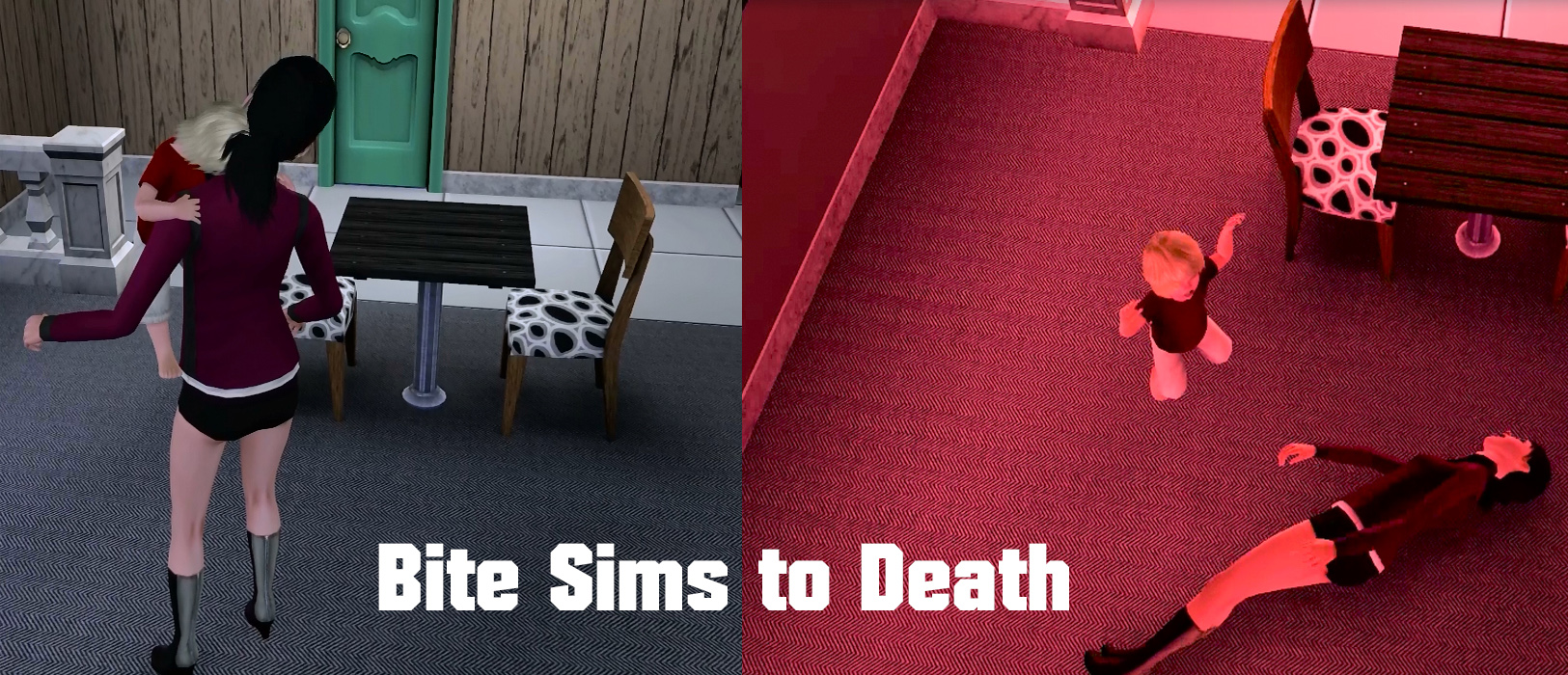 Mod The Sims - The Sims 3 Demonic Powers