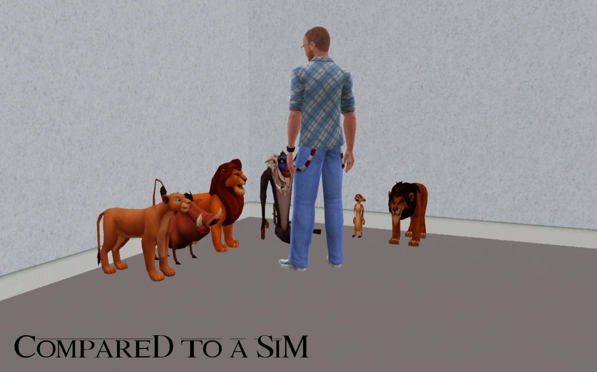 Mod The Sims Lion King