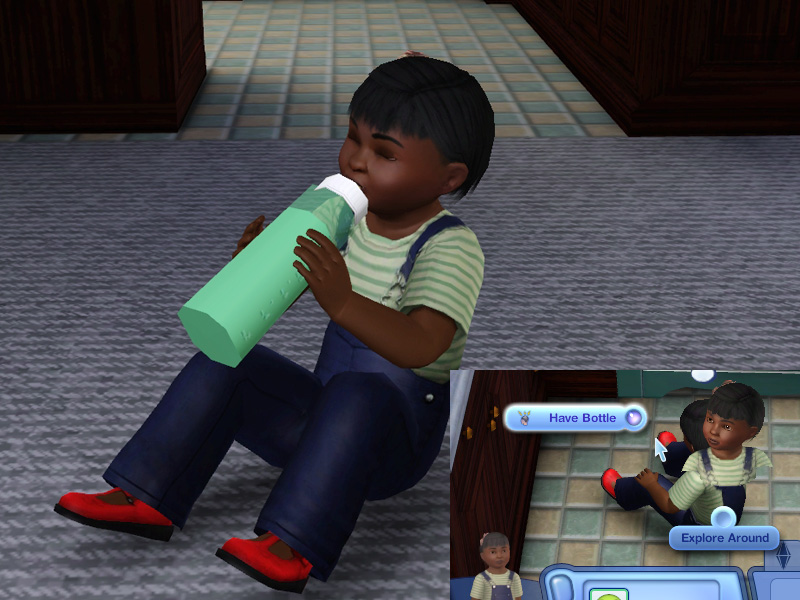 Mod The Sims Updated 11 01 Toddler Interactions