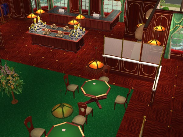 Sims 2 casino objects mobile casino parties