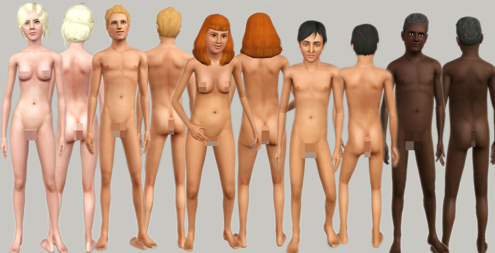 Sims 3 Uncensor Patch