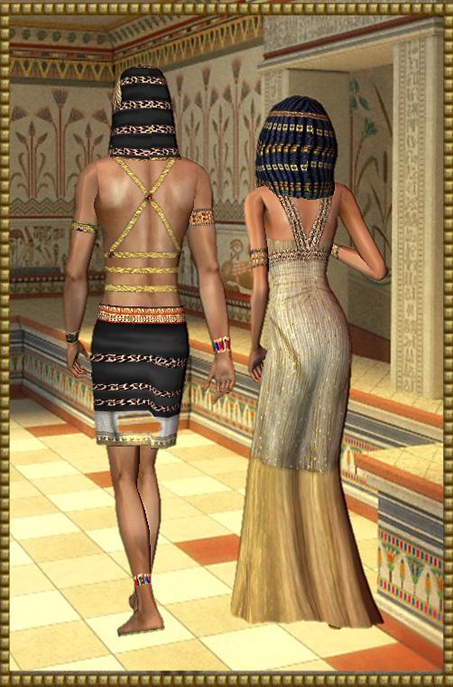 S Egyptian Fashion