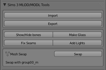 Mod The Sims - Blender 2 7 TS3 Tools v3 02 updated 5-2-14