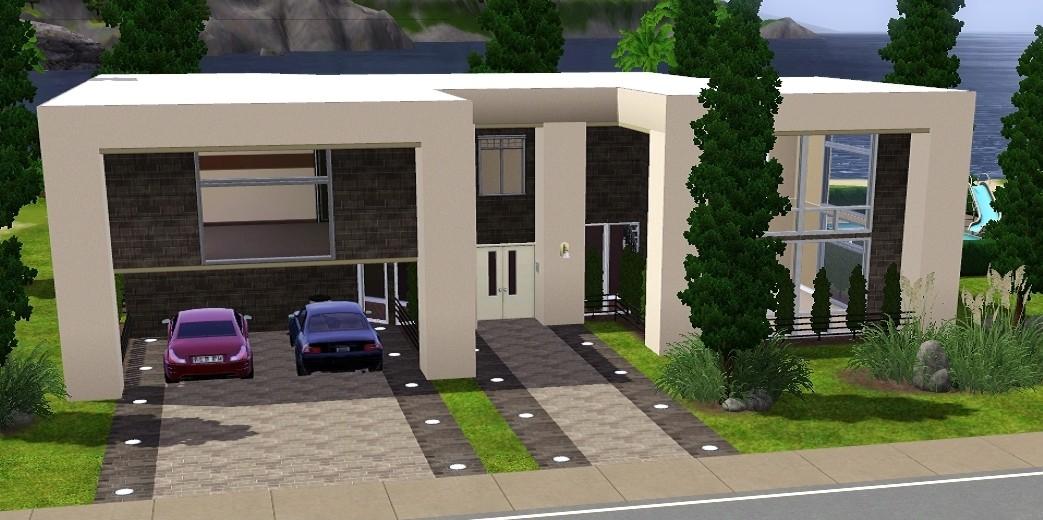 Mod The Sims Modern Dream House