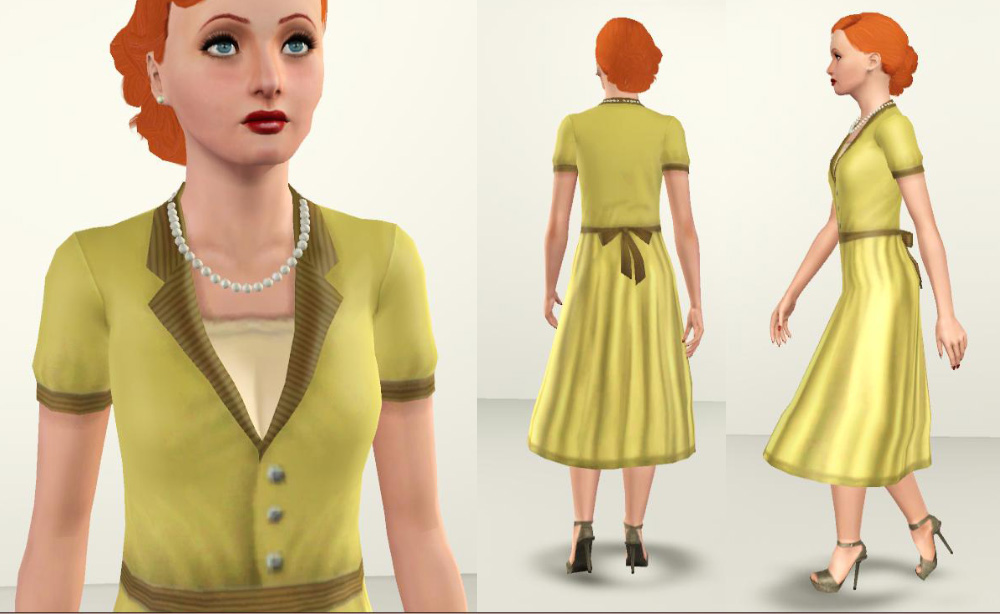 Mod The Sims I Love Retro Part 1