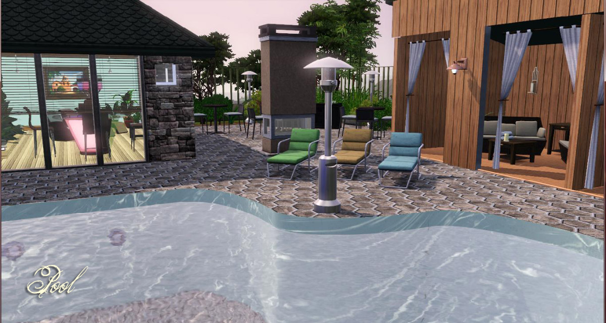 Mod The Sims Windsor Poolside Country Club