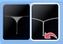 Mod The Sims - Daluved1's Wearable Thong