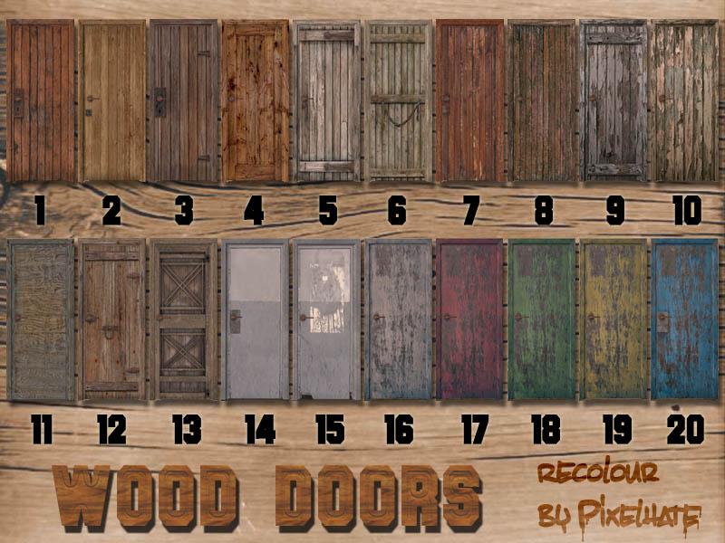 Game door for Door 999 tibia