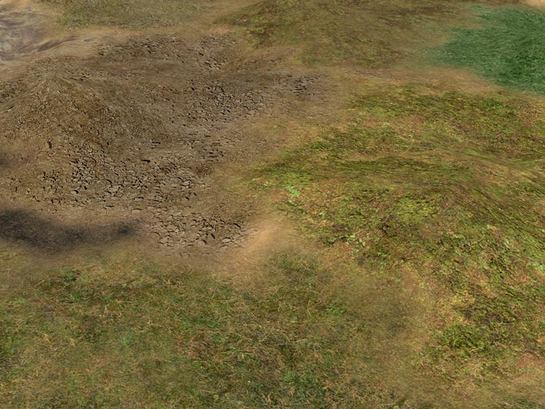 Mod The Sims - Basic Terrain paint in High-res