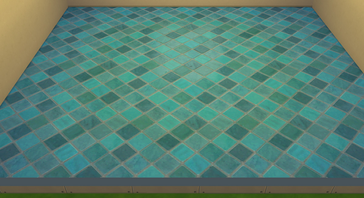 Mod The Sims 2x2 Classic Rustic Floor Tile Recolours Original By