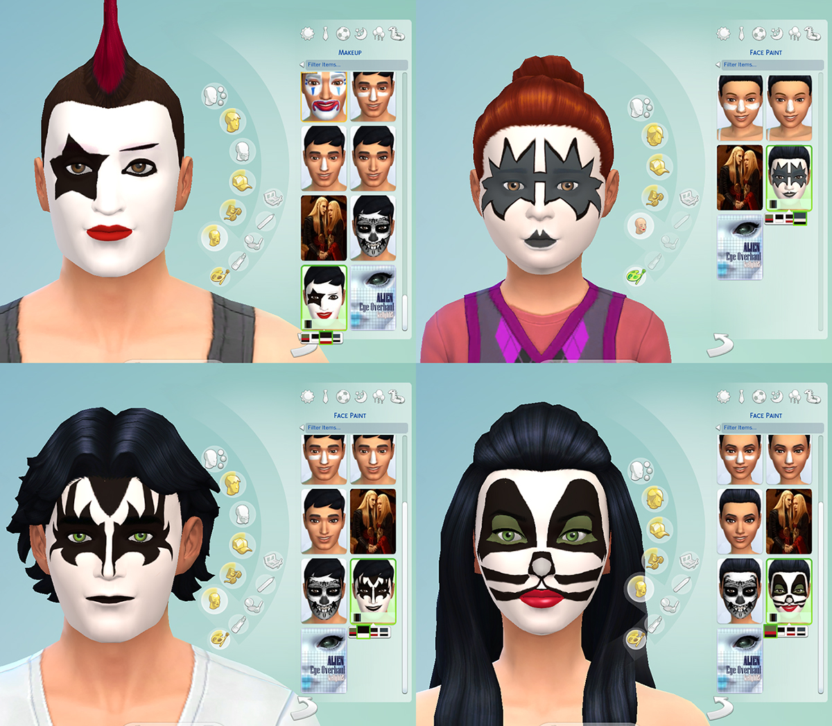 Kiss And Make Up: Rock Legends