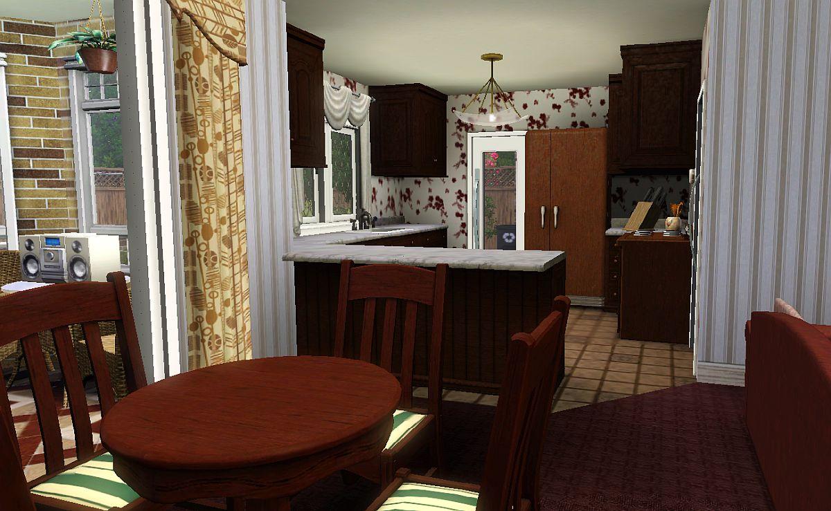 Mod The Sims 4 Privet Drive