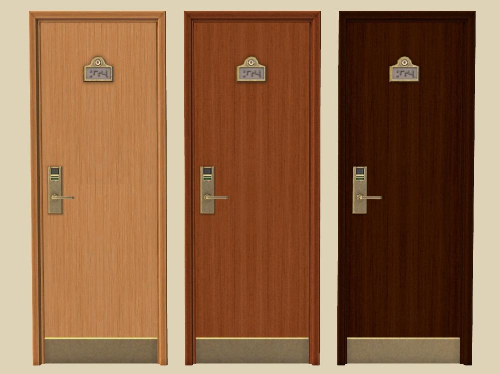 Image Gallery Hotel Door