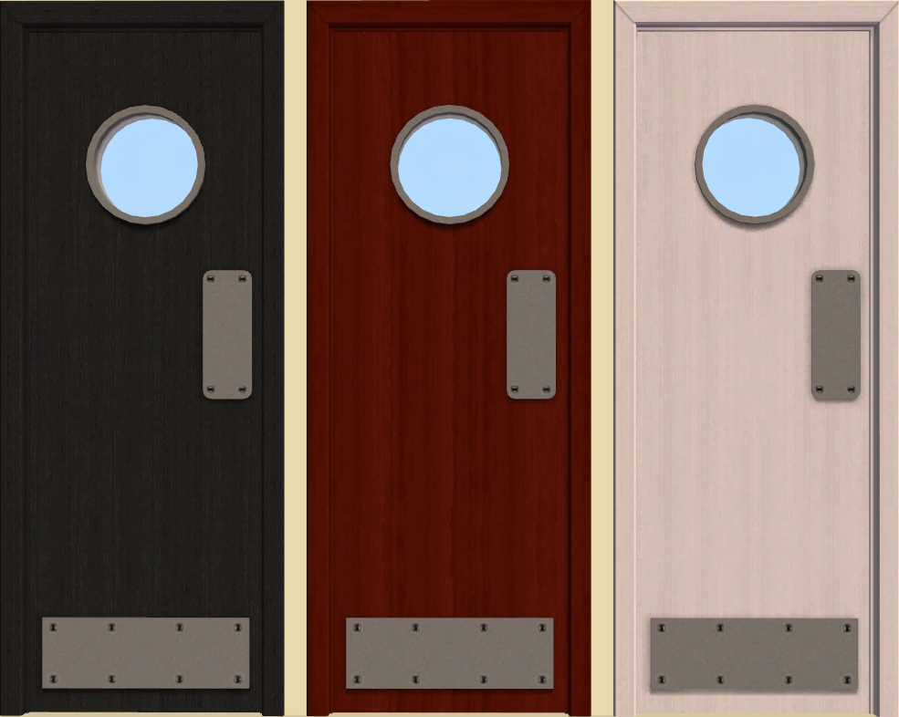 Mod the sims maxis specialty doors part