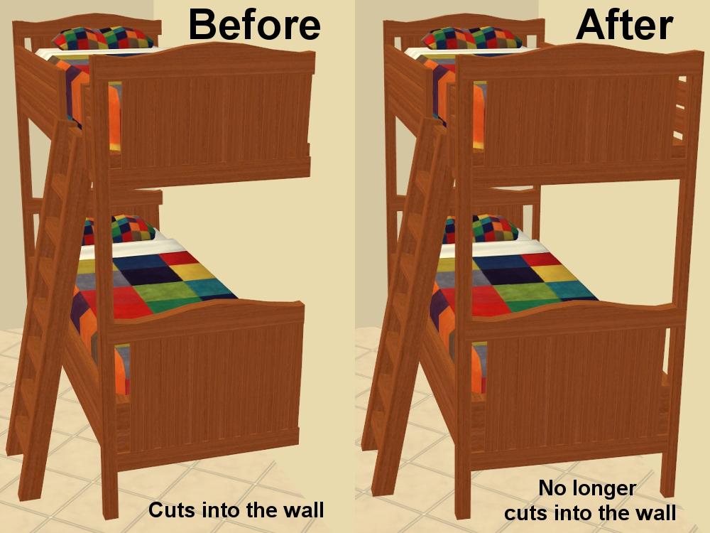 sims 4 bunk beds cheat 2