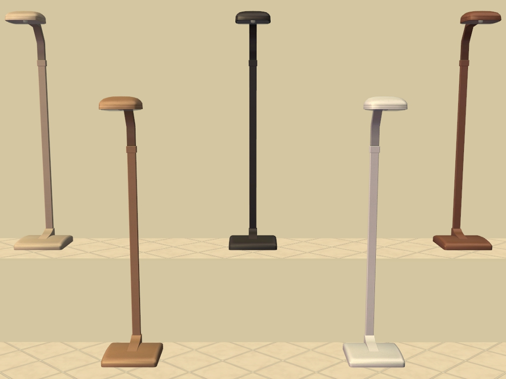 ... Mod The Sims Indoor Street Lamp Recolours ...