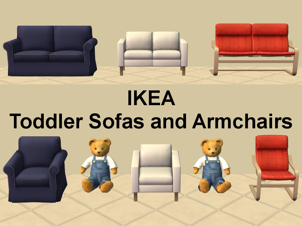 x - Toddler Sofa